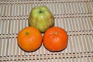 un mar doua portocale
