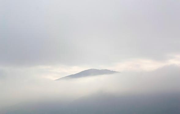 vârf de munte